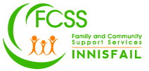 Innisfail Seniors are sponsored in part by Innisfail FCSS.